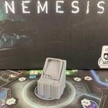 NEMESIS : Computer Astronave 3D Token Sci-fi Mod S