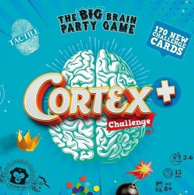 CORTEX CHALLENGE + Gioco da Tavolo