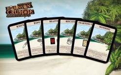 ROBINSON CRUSOE : PROMO CARDS LA SPIAGGIA Accessorio Gioco da Tavolo