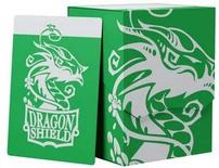 Deck Shell DRAGON SHIELD Green/Black Porta Mazzo