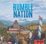 RUMBLE NATION Gioco da Tavolo