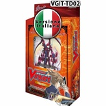 Trial Deck Cardfight!! Vanguard SOVRANO DRACONICO Mazzo Italiano