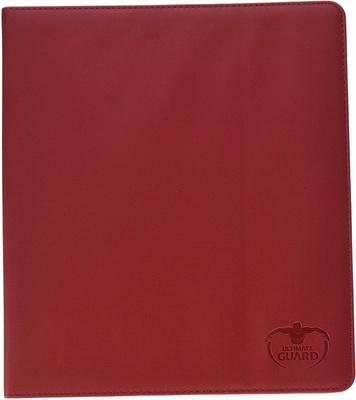 Album Ultimate Guard Supreme Collector's Xenoskin Slim Red - Rosso