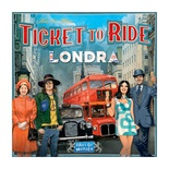 TICKET TO RIDE LONDRA Gioco da Tavolo