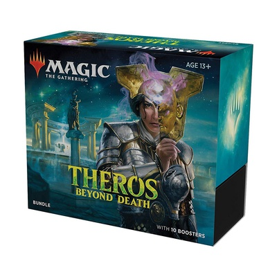 Bundle Magic THEROS BEYOND DEATH 10 Boosters Fat Pack Inglese