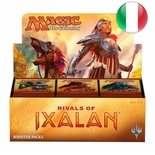Box Magic RIVALS OF IXALAN - RIVALI DI IXALAN 36 Buste Booster Italiano
