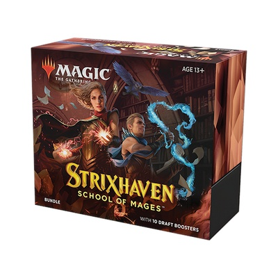 Bundle Magic STRIXHAVEN 10 Boosters Fat Pack Inglese