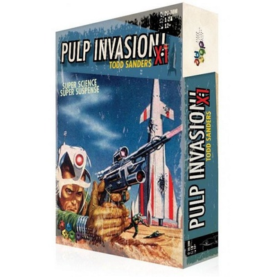 Pulp Invasion: X1