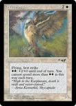 Wild Aesthir (Wings Behind Back)