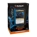 Mazzo Magic Commander INNISTRAD: MIDNIGHT HUNT UNDEAD UNLEASHED Deck MID Inglese