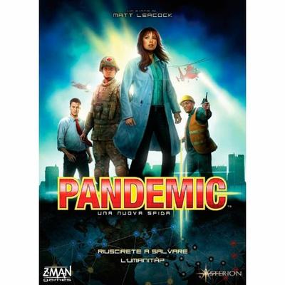 PANDEMIC Gioco da Tavolo (Pandemia)