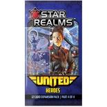 Star Realms: United - Eroi