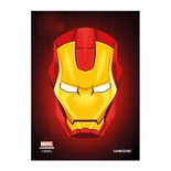 MARVEL CHAMPIONS LCG : ART SLEEVES IRON MAN 66x91 50 Bustine Protettive