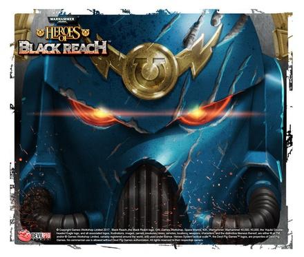 HEROES OF BLACK REACH Gioco da Tavolo