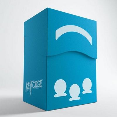 Deck Box KEYFORGE GEMINI BLUE BOX Porta Mazzo