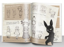 THE FACELESS : ARTBOOK Accessorio Gioco da Tavolo