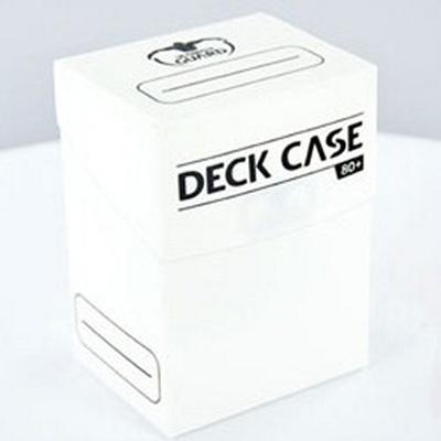 Deck Case Box 80+ Ultimate Guard Magic WHITE BIANCO Porta Mazzo Ultimate Guard