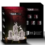 THE FACELESS : SET MINIATURE Accessorio Gioco da Tavolo