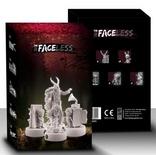 THE FACELESS : SET MINIATURE Accessorio Gioco da Tavolo