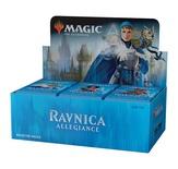 Box Magic RAVNICA ALLEGIANCE - FEDELTà DI RAVNICA 36 Buste Booster Inglese