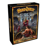 HeroQuest:  Return of the Witch Lord - Nuova Edizione Inglese