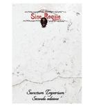 SINE REQUIE ANNO XIII : SANCTUM IMPERIUM 2ED Gioco di Ruolo