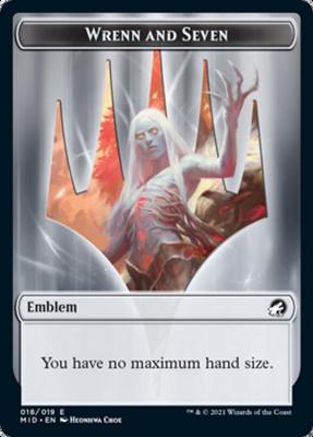 Wrenn and Seven Emblem