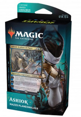 Mazzo Magic Planeswalker ASHIOK Theros Oltre la Morte Italiano Deck