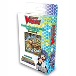 Trial Deck Cardfight!! Vanguard FENDENTE DEL LUPO D'ARGENTO 05 Mazzo Italiano