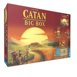 I COLONI DI CATAN : BIG BOX Gioco da Tavolo Italiano