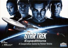 STAR TREK : EXPEDITIONS Gioco da tavolo in Italiano