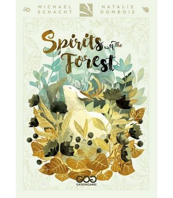 SPIRITS OF THE FOREST Gioco da Tavolo