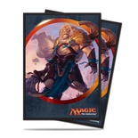 80 Sleeves Ultra Pro Magic AETHER REVOLT V1 Bustine Protettive