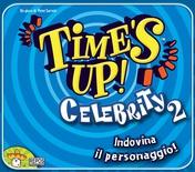 TIME'S UP : CELEBRITIES 2 EDIZIONE BLU Gioco da Tavolo Italiano