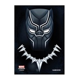 MARVEL CHAMPIONS LCG : ART SLEEVES BLACK PANTHER 66x91 50 Bustine Protettive