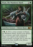 Yisan, the Wanderer Bard
