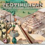 Teotihuacan : Tardo Periodo Preclassico