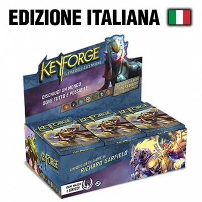 KeyForge L'Era dell'Ascensione - Box 12 Mazzi