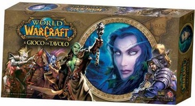 WORLD OF WARCRAFT : Gioco da Tavolo in Italiano
