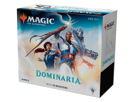 Bundle Magic DOMINARIA 10 Boosters Fat Pack