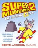 SUPER MUNCHKIN 2 THE NARROW S CAPE Espansione Gioco da Tavolo in Inglese