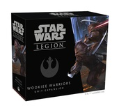 STAR WARS LEGION : GUERRIERI WOOKIE Gioco di Miniature