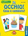 OCCHIO : COSA è CAMBIATO? Gioco da Tavolo Italiano