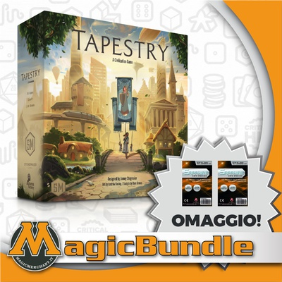 TAPESTRY : Bundle Gioco da tavolo + Protection Pack