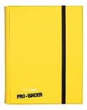 Album 9 tasche Ultra PRO Magic PRO BINDER YELLOW Giallo Raccoglitore 20 Pagine