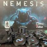 NEMESIS : Capsula per Protezione Token 3D Coin Capsule Protection Fiches