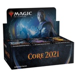 Box Magic CORE SET 2021 M21 36 Buste Booster Inglese