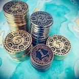 Maracaibo : Monete in Metallo