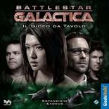 BATTLESTAR GALACTICA : EXODUS Espansione Gioco da Tavolo