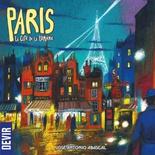 PARIS LA CITE' DE LA LUMIERE Gioco da Tavolo